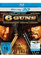 Six Guns - 3D Blu-ray