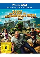 Die Reise zur geheimnisvollen Insel - 3D Blu-ray