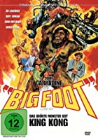 Big Foot - Das gr&ouml;&szlig;te Monster aller Zeiten