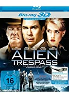 Alien Trespass - 3D Blu-ray