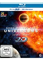 Geheimnisse des Universums - Sonne und Mond - 3D Blu-ray