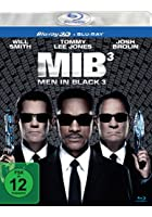 Men in Black III - 3D Blu-ray
