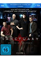 Sanctuary - Staffel 04