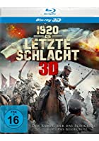 1920 - Die letzte Schlacht - 3D Blu-ray