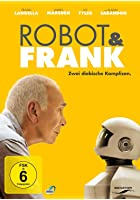 Robot &amp; Frank