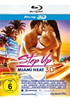 Step Up - Miami Heat - 3D Blu-ray