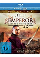 Emperor and the White Snake - Uncut - 3D Blu-ray