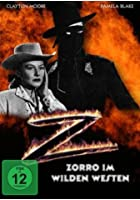 Zorro im wilden Westen