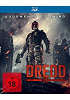 Dredd - 3D Blu-ray