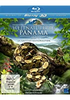 Weltnaturerbe Panama - La Amistad Nationalpark - 3D Blu-ray