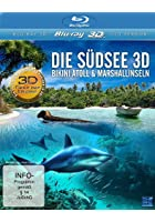 Die S&uuml;dsee - Bikini Atoll und Marshallinseln - 3D Blu-ray