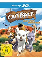Outback - Jetzt wird&#39;s richtig wild! - 3D Blu-ray
