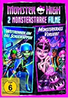 Monster High - Monsterkrass verliebt / Wettrennen um das Schulwappen