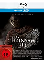 Texas Chainsaw Massacre - The Legend Is Back - 3D Blu-ray