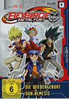 Beyblade Metal Fury - Volume 8 - Folgen 28-31