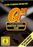 20 Jahre Quatsch Comedy Club - Die gro&szlig;e Jubil&auml;umsgala - Doppel DVD