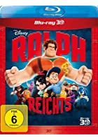 Ralph Reichts - 3D Blu-ray