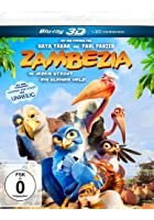 Zambezia - In jedem steckt ein kleiner Held! - 3D Blu-ray