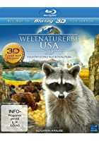 Weltnaturerbe USA - Yellowstone Nationalpark - 3D Blu-ray