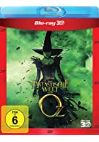 Die fantastische Welt von Oz - 3D Blu-ray