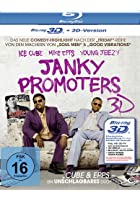 Janky Promoters - 3D Blu-ray