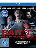 Bait - Haie im Supermarkt - 3D Blu-ray