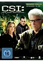 CSI - Crime Scene Investigation Season 12 - Box 2