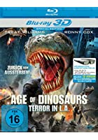 Age of Dinosaurs - Terror in L.A. - 3D Blu-ray