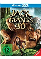 Jack and the Giants - 3D Blu-ray
