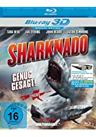 Sharknado - 3D Blu-ray