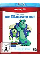 Die Monster Uni - 3D Blu-ray