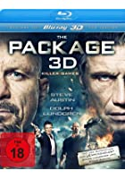 The Package - Killer Games - 3D Blu-ray