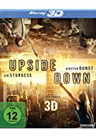 Upside Down - 3D Blu-ray