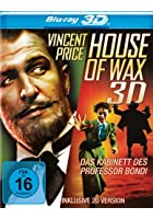 House of Wax - Das Kabinett des Professor Bondi - 3D Blu-ray