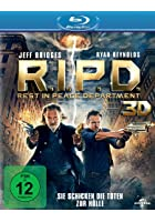 R.I.P.D. - Rest in Peace Department - 3D Blu-ray