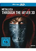 Metallica - Through the Never - 3D Blu-ray