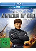 Armour of God - Chinese Zodiac - 3D Blu-ray