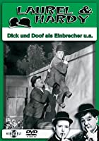Dick &amp; Doof als Einbrecher und Als Polizisten
