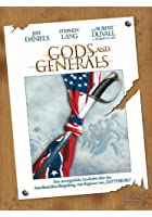 Gods and Generals - doppelseitige DVD