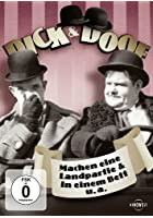 Laurel &amp; Hardy - Dick und Doof machen eine Landpartie