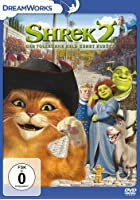 Shrek 2 - Der tollk&uuml;hne Held kehrt zur&uuml;ck