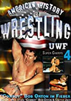 American History of Wrestling - UWF 4