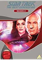 Star Trek - The Next Generation - Season 2 Box