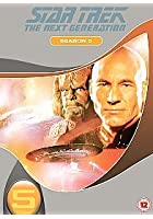 Star Trek - The Next Generation - Season 5 Box