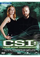 CSI - Crime Scene Investigation Season 5 - Box 1