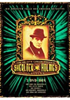Sherlock Holmes - Staffel 2