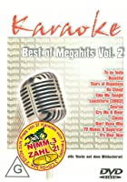 Karaoke - Best of Megahits - Vol. 2