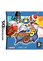 Mega Man Battle Network 5 Double Team DS