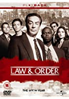 Law And Order - Sixth Series