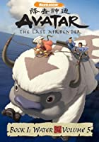 Avatar - The Last Airbender - Book 1 - Water - Vol.5